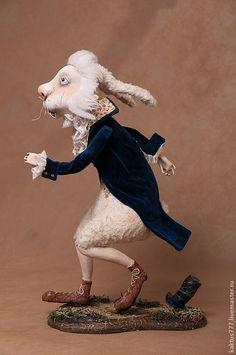 Купить Белый кролик - белый, белый кролик, алиса в стране чудес, люис кэрролл