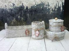 Wicker Baskets, Straw Bag, Facebook, Home Decor, Decoration Home, Room Decor, Home Interior Design, Home Decoration, Woven Baskets