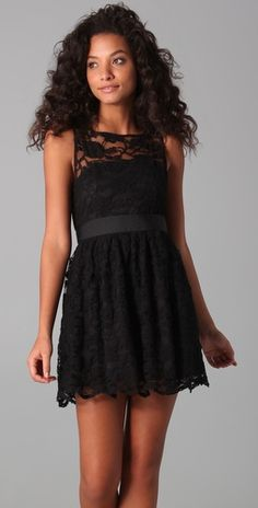 BB Dakota  Faith Lace Dress  $105.00