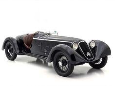 1929 Alfa Romeo 6C 1750SS | Hyman Ltd. Classic Cars