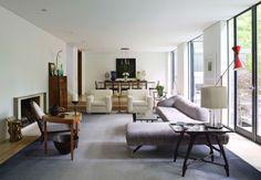 four season new york yabu Yabu Pushelberg, Top Interior Designers, Living Room Interior, Decoration, Living Spaces, Living Rooms, Lounge, Luxury, Richard Powers