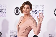 Ellen Pompeo Peoples Choice Awards 2015
