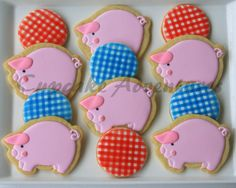 Pig cookies | Cookie Connection