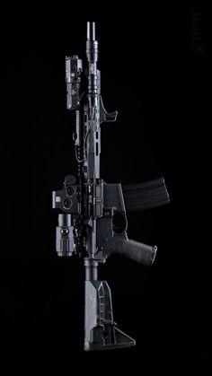 Airsoft Guns, Weapons Guns, Guns And Ammo, Ar Pistol Build, Snipers, Custom Guns, Cool Guns, Assault Rifle, Military Weapons