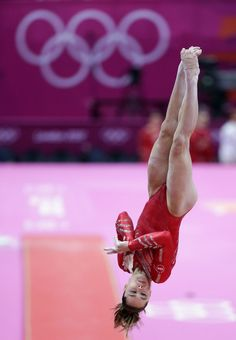 The 30 Best Action Shots Of The Fierce Five