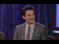 TV BREAKING NEWS Miles Teller on Jimmy Kimmel Live PART 1 - http://tvnews.me/miles-teller-on-jimmy-kimmel-live-part-1/