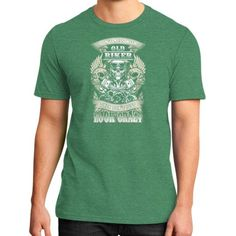 Dont mess with old biker District T-Shirt (on man)