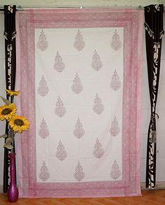 Block Print Wall Hanging Throw Tapestry Handmade Bedsprea... https://www.amazon.com/dp/B01GO7L506/ref=cm_sw_r_pi_dp_x_rLGGybDFEM65G