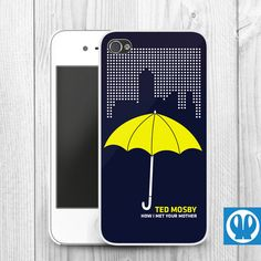 Ted Mosby How I Met Your Mother iPhone by MongoosePrint on Etsy, £8.99