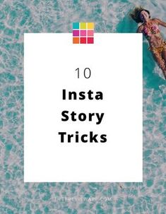 Here are our favorite Insta Story tricks. Enjoy!