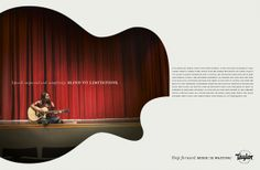 Vitro – Taylor Guitars: Step Forward. Music Is Waiting.