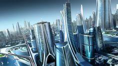 Resultado de imagen para futurism city