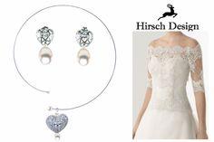 Herzkette von Hirsch-Design auf DaWanda.com