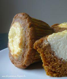 Az áfonya mámora: Krémsajtos, sütötökös muffin