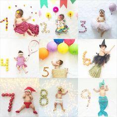 Ideas baby photoshoot boy spring for 2019 Baby Girl Pictures, Baby Girl Photos, Newborn Pictures, Monthly Baby Photos, Baby Boy Dress, Foto Baby, Baby Poses, Newborn Baby Photography, Baby Milestones