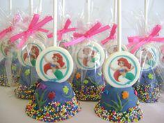 Image Detail for - Little Mermaid Ariel Cake Pops Mermaid Cake Pops, Little Mermaid Cakes, Little Mermaid Birthday, Little Mermaid Parties, Ariel The Little Mermaid, Ariel Cake, Birthday Parties, 3rd Birthday, Birthday Ideas