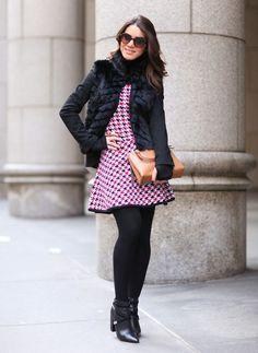 Muitas mulheres ficam na dúvida se podem usar seus vestidos e saias longas no Inverno e a resposta é sim! Para aproveitar seus vestidos leves e saias...