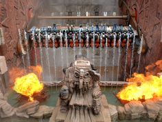 Phantasialand Germany. I wanted to go on this ride so bad but it was closed when we went :(