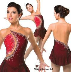 So. Stoning. When I first heard about stoning your own figure skating dresses, I was completely at a loss. I've never been a crafty person, I can barely sew a button, and I don't know the least thi...