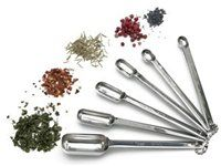 6-pc. Endurance Spice Spoons by RSVP International #HolidayCooking