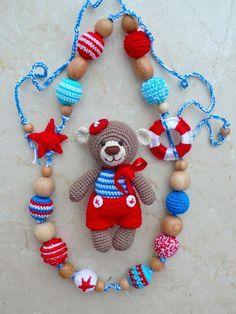 Amigurumi Diş Kaşıyıcı Modelleri 103 - Mimuu.com Crochet Bunny, Cute Crochet, Crochet For Kids, Crochet Toys, Easy Crochet Patterns, Amigurumi Patterns, Handmade Crafts, Diy And Crafts, Newborn Toys