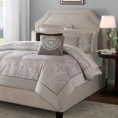Madison Park Sausalito 6-piece Duvet Cover Set | Overstock™ Shopping - Great Deals on Madison Park Duvet Covers