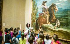 #Führung durch das #Museo del Prado in #Madrid © shutterstock