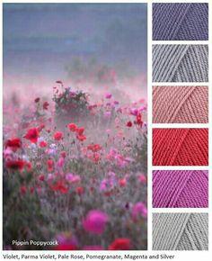 Color palettes - Kleurenpaletten (1) More