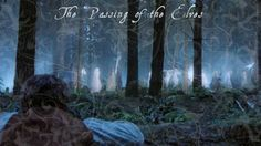 Lord of the Rings - The Passing of the Elves