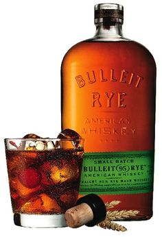 Bulleit Straight Rye Whiskey Review