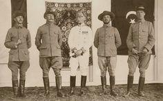 HENTIG-NIEDERMAYER EXPEDITION (1915–1916)