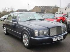Approved Used Bentley Arnage for Sale in UK | RAC Cars Used Bentley, Bentley Arnage, Wood Detail, Leather Cover, Over The Years, Automobile, Cars, Vehicles, Label