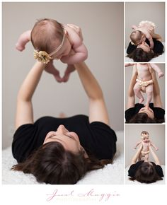 4 Month Old Portraits by Just Maggie Photography - Los Angeles Maternity, Newborn & Baby's First Year Photographer