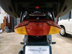 MARCA: BMW MODELO: R 1100 RT CARACTERÍSTICAS: 1.085 C.C., 90 CV, MOTOR BOXER 2 CILINDROS, FRENOS ABS, VISERA ELÉCTRICA, BOLSA CÚPULA DEPÓSITO, BORNES BATERÍA DE EMERGENCIA, RUEDAS NUEVAS, INCLUYE SILLÍN COMFORT Y MALETAS LATERALES ORIGINALES BMW, 46.500 KMS. ORIGINALES, NACIONAL, DOCUMENTACIÓN e ITV AL DÍA.  AÑO: 1996 PRECIO: 5.700.- €  MÁS INFORMACIÓN EN: http://antequeraclassic.com/bmw_r_1100_rt.htm