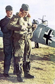Bf 109 E-3/JG 2 - France, 1940