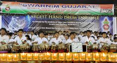 Most People Playing Tabla (Hand Drum) Together - World Records India - http://www.worldrecordsindia.com