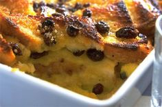 Bread and Butter Pudding