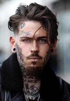 Haircuts For Long Hair, Long Hair Cuts, Haircuts For Men, Short Guy Haircuts, Mens Short Messy Hairstyles, Short Hair With Beard, Hair And Beard Styles, Undercut Hairstyles, Viking Hairstyles