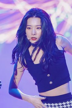 Photo album containing 12 pictures of Seulgi Pop Group, Girl Group, Red Valvet, Kang Seulgi, Brave Girl, Red Velvet Seulgi, Stage Outfits, Girl Bands, Aesthetic Girl