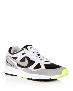 905957da0c Nike Men's Air Span II Lace Up Sneakers Men - Bloomingdale's. White TrimGrey  And WhiteBlack ...
