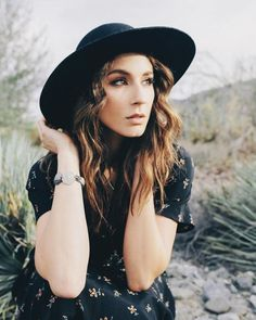 Unlike her character Spencer on Pretty Little Liars, Troian Bellisario is very boho-chic!