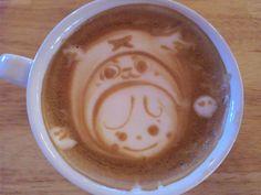 Tony Tony Chopper | One Piece | coffee art