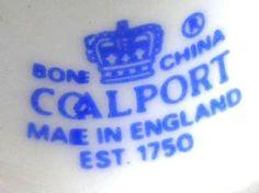 Coalport stamp