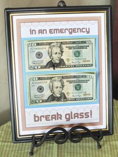 12 formas de regalar dinero con buen gusto