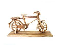 Camión de juguete de madera 01 en hecho a mano por MoreThanWoodShop