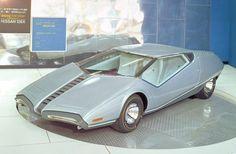 Nissan 126X, 1970 thanks @K. Darrell Williams