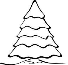 clip art black and white net clip art xmas christmas tree 1 9 rh pinterest com