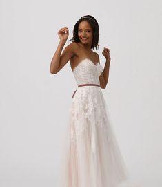 Geranium 51604 | Willowby Brides | Willowby Bohemian Gown, Geraniums, Formal Dresses, Wedding Dresses, Designer Dresses, Brides, Feminine, Silhouette, Gowns
