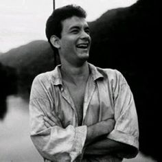 Gorgeous Tom ... ... ... #tomhanks #hot #perfect #cute #smile #shirtless #teeth… Tom Hanks, List Of Actors, Toms, Human Bean, Oh My Heart, My Tom, Jim Carrey, Fine Men, Celebs