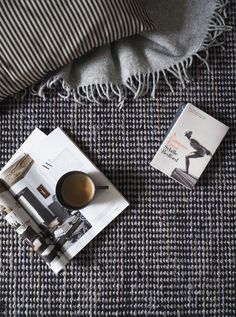 A well thought out and well placed rug can really complete a space, transforming it from cold to warm, from mis-matched to coherent and harmonious Scandi Home, Interior Rugs, Linen Sheets, Well Thought Out, Tidy Up, Home Rugs, Mid Century Furniture, Simple Pleasures, White Walls